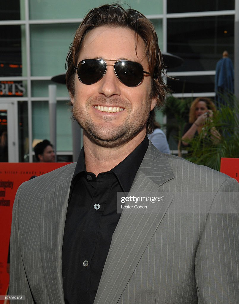 Luke Wilson during 'You Kill Me' Los Angeles Premiere - Red Carpet at ArcLight Hollywood in Hollywood, California, United States.