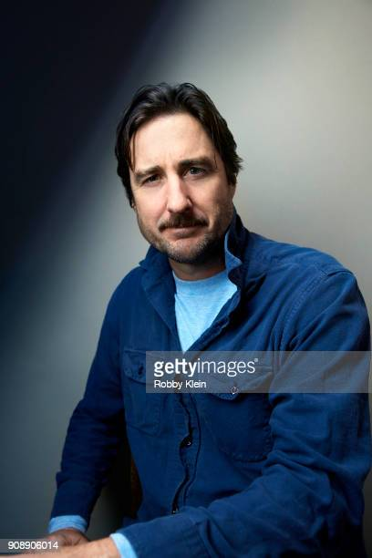 Luke Wilson from the film 'Arizona' poses for a portrait at the YouTube x Getty Images Portrait Studio at 2018 Sundance Film Festival on January 21...