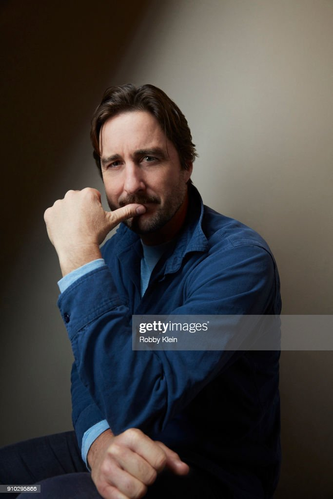 Luke Wilson from the film 'Arizona' poses for a portrait at the YouTube x Getty Images Portrait Studio at 2018 Sundance Film Festival on January 21, 2018 in Park City, Utah.
