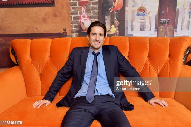 Luke Wilson stops by AT&T ON LOCATION during Toronto International Film Festival 2019 at Hotel Le Germain on September 08, 2019 in Toronto, Canada.