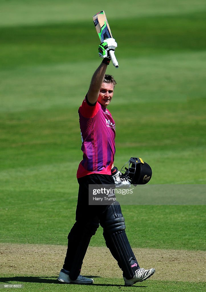 Somerset v Sussex - Royal London One-Day Cup