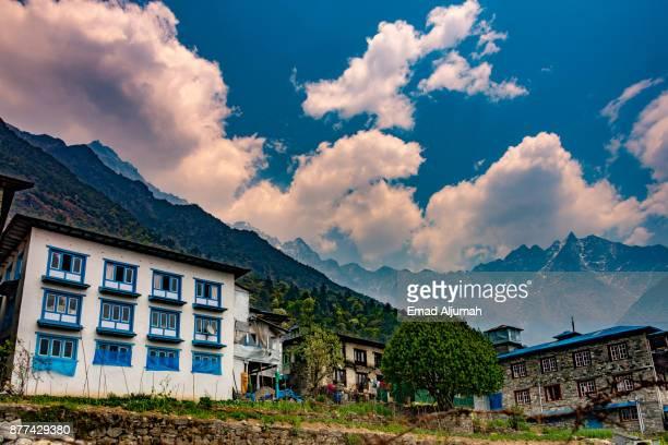 Lukla, Khumbu area, Nepal - April 30, 2016