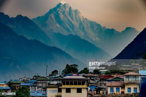Lukla, Khumbu area, Nepal - May 1, 2016