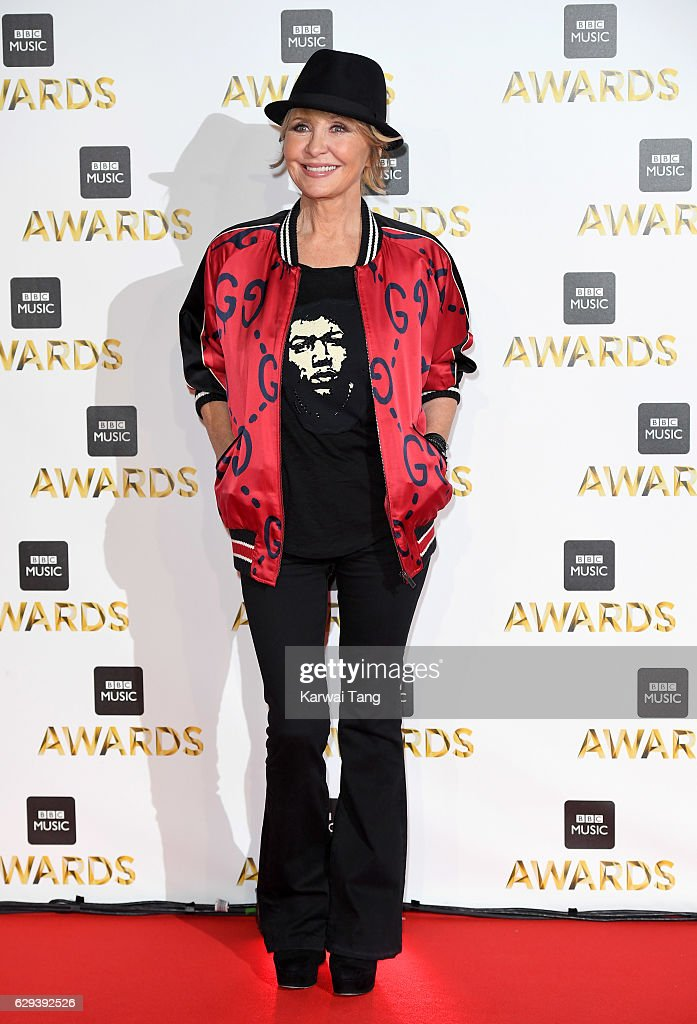 Lulu attends the BBC Music Awards at ExCel on December 12, 2016 in London, England.