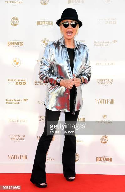 Lulu attends The Old Vic Bicentenary Ball at The Old Vic Theatre on May 13 2018 in London England