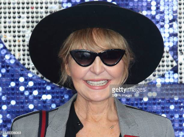 Lulu attends the UK Premiere of Rocketman at the Odeon Luxe Leicester Square
