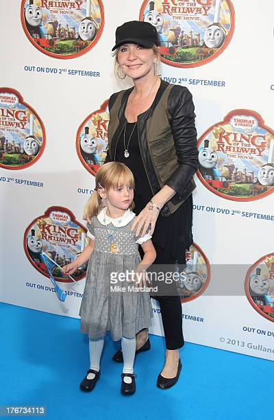 Lulu attends VIP Screening of Thomas & Friends: King Of The Railway at Vue Leicester Square on August 18, 2013 in London, England.