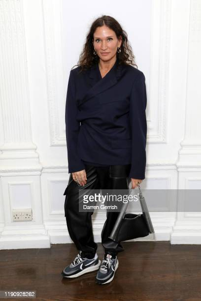Lulu Kennedy attends the Dover Street Market 15 year anniversary celebration on November 29 2019 in London England