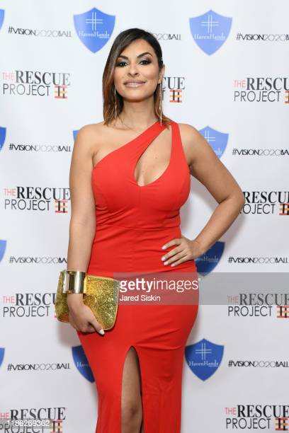 Lulu Lopez attends The 3rd Annual Vision 2020 Ball By The Rescue Project Haven Hands Inc Brought To You By AMAZZZING HUMANS at 4W43 on November 07...