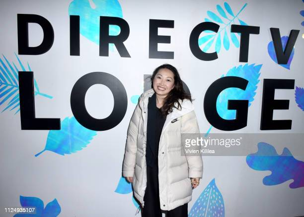 "Lulu Wang at the ""The Farewell"" party at DIRECTV Lodge presented by ATT at Sundance Film Festival 2019 on January 25 2019 in Park City Utah"