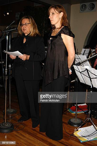 Luly Duke and Rosa Lowinger attend Fundación Amistad presents IMAGES OF CUBA Dancing at Tropicana A Night in Old Havana at Manhattan Penthouse on...