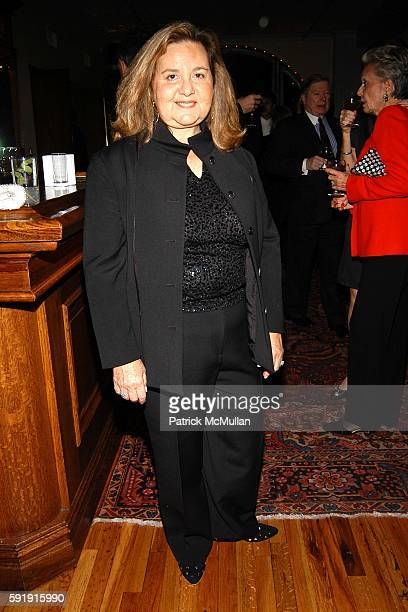 Luly Duke attends Fundación Amistad presents IMAGES OF CUBA Dancing at Tropicana A Night in Old Havana at Manhattan Penthouse on October 26 2005 in...