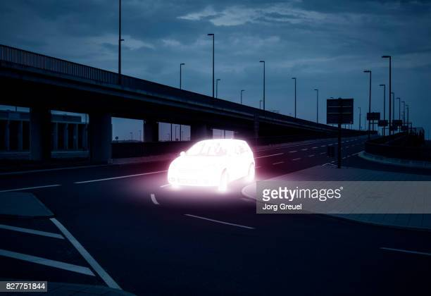 Luminous car