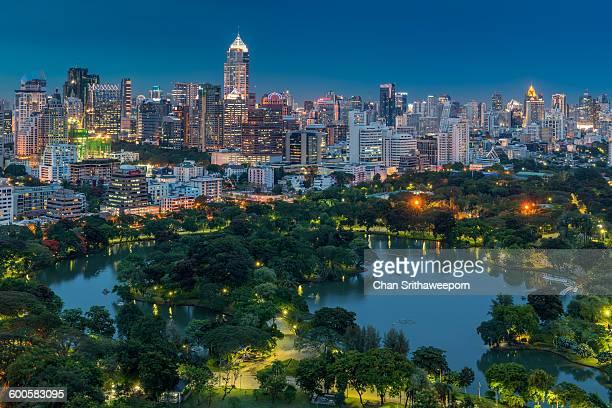 Lumphini Park , Bangkok , Thailand