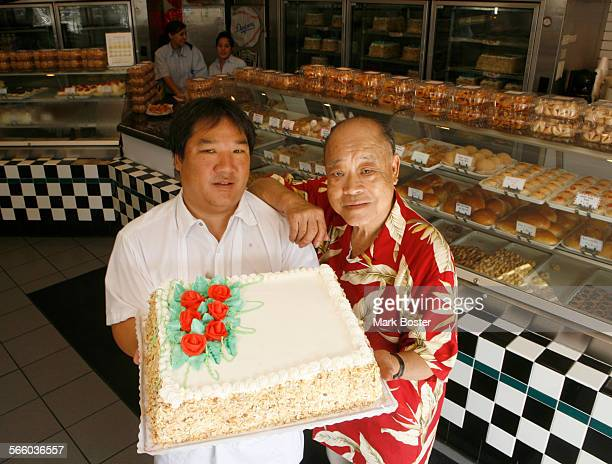 Lun F Chan developed the recipe for the trademark fresh strawberry whipped cream cakes at the Phoenix Bakery in Chinatown Today the business is run...