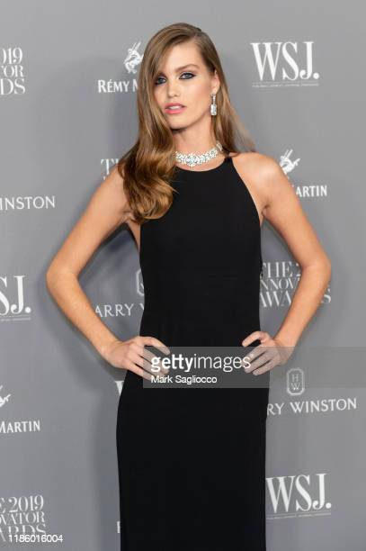 Luna Bijl attends the WSJ Mag 2019 Innovator Awards at The Museum of Modern Art on November 06, 2019 in New York City.