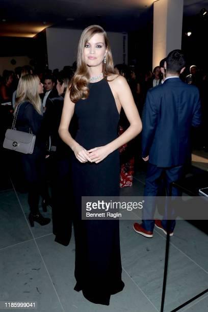 Luna Bijl attends the WSJ. Magazine 2019 Innovator Awards sponsored by Harry Winston and Rémy Martin at MOMA on November 06, 2019 in New York City.