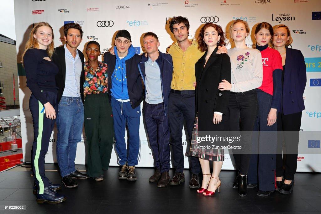 Shooting Stars Photo Call - 68th Berlinale International Film Festival