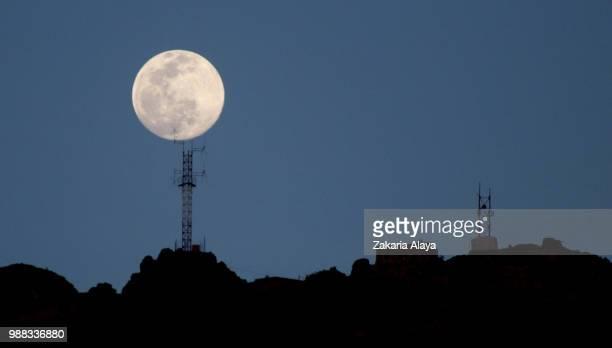 Lunar rises