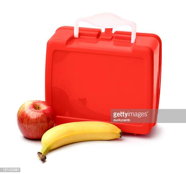 Lunch Box and Fruit