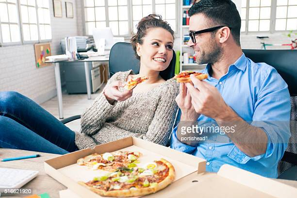 lunch break - work romance stock pictures, royalty-free photos & images