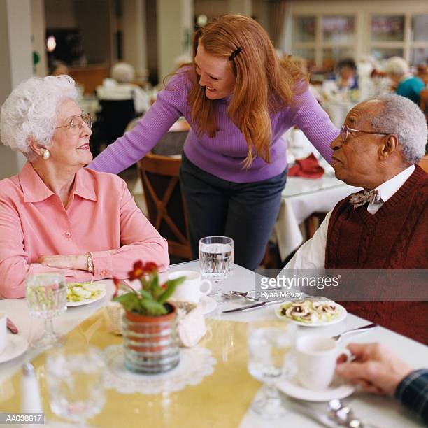 Lunch In the Nursing Home