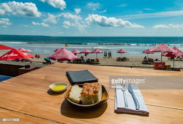 Lunch in the paradise of Bali