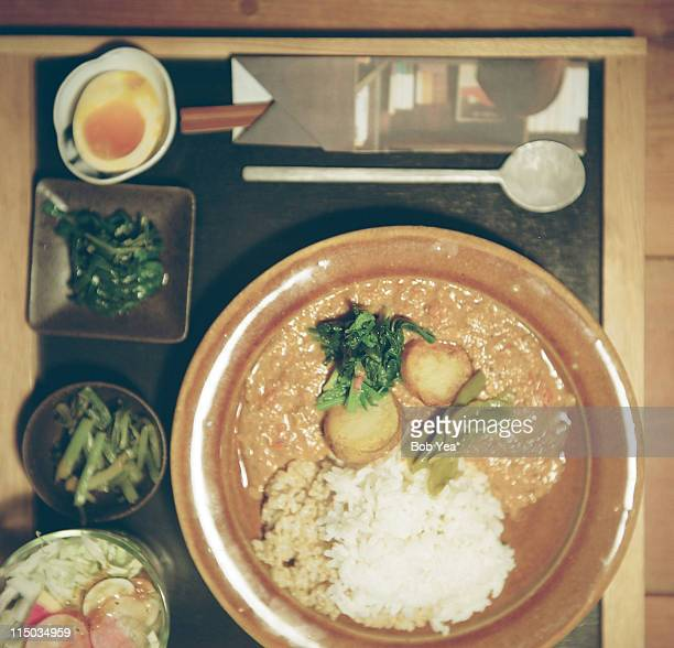 Lunch Set  , Curry