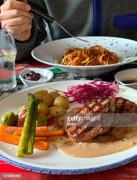 lunch time at copenhagen, denmark - vsojoy stock pictures, royalty-free photos & images