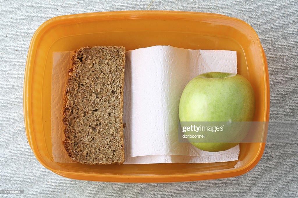 lunchbox : Foto de stock