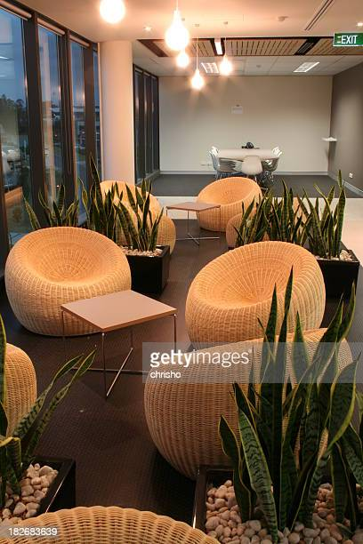Lunchroom of a modern office