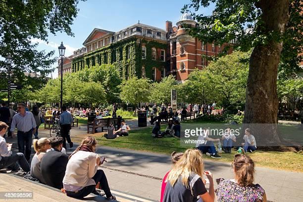 Mittagessen in der Nähe von King's College, London