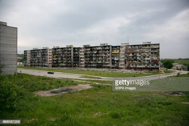 Lunik IX was built for 3000 Slovak soldiers in the late 1970s with a number of residents exceeding that number by far it is known as the biggest Roma...