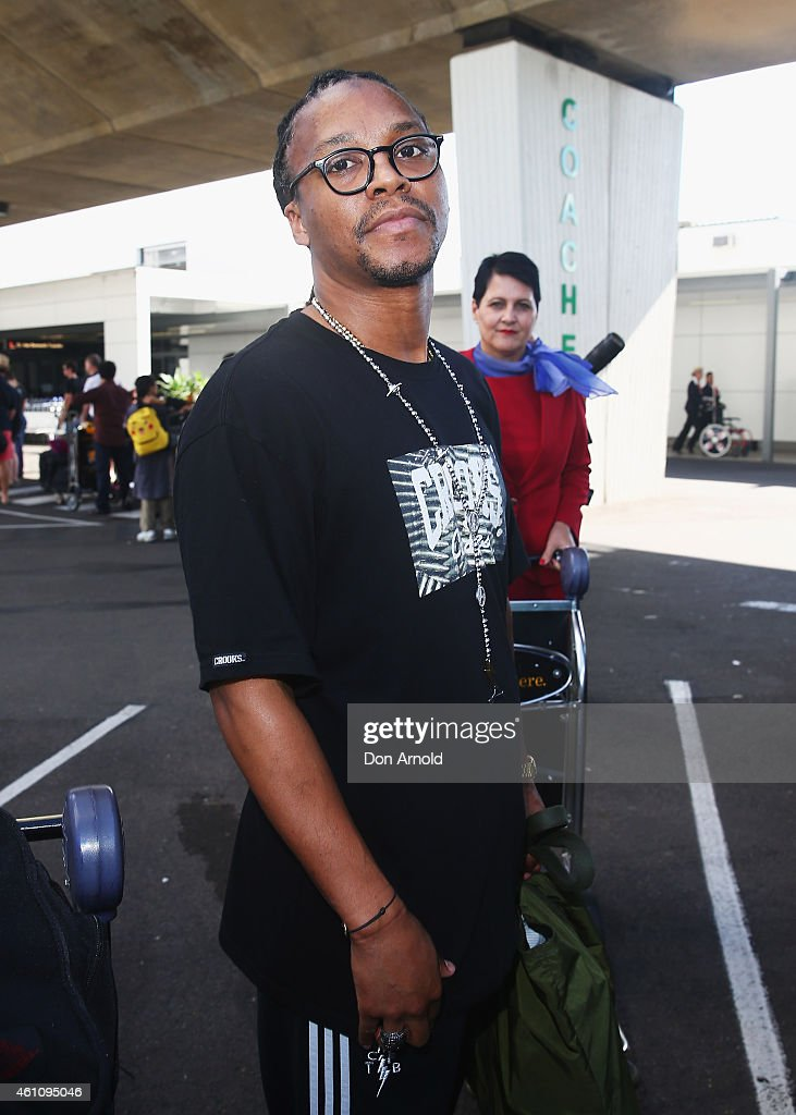 Nelly, Lupe Fiasco Arrive In Sydney