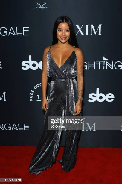 Lupe Fuentes attends MAXIM celebrates official release of their Sept/Oct issue hosted by cover model Vita Sidorkina at Nightingale on September 28...