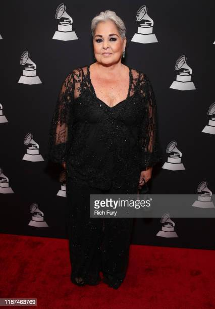 Lupita D'alessio attends the 2019 Latin Grammy Special Merit Awards on November 13 2019 in Las Vegas Nevada