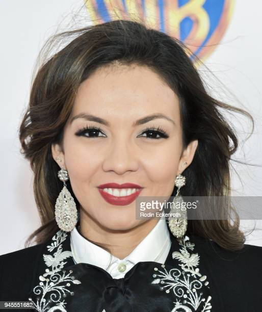 Lupita Infante attends Los Angeles Unified School District 'We Are One' Benefit Concert at Dorothy Chandler Pavilion on April 12 2018 in Los Angeles...