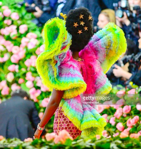 Lupita Nyong'o attends The 2019 Met Gala Celebrating Camp Notes on Fashion at Metropolitan Museum of Art at on May 6 2019 in New York City