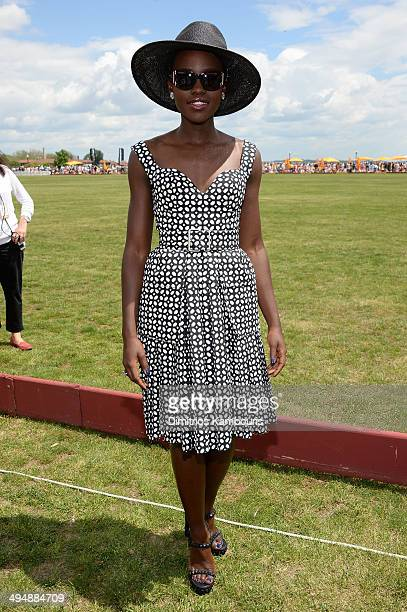 dc7bfcb79a1d Lupita Nyong o attends the seventh annual Veuve Clicquot Polo Classic in  Liberty State Park