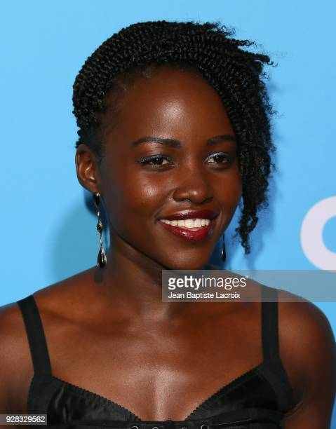 Lupita Nyong'o attends the world premiere of 'Gringo' from Amazon Studios and STX Films at Regal LA Live Stadium 14 on March 6 2018 in Los Angeles...