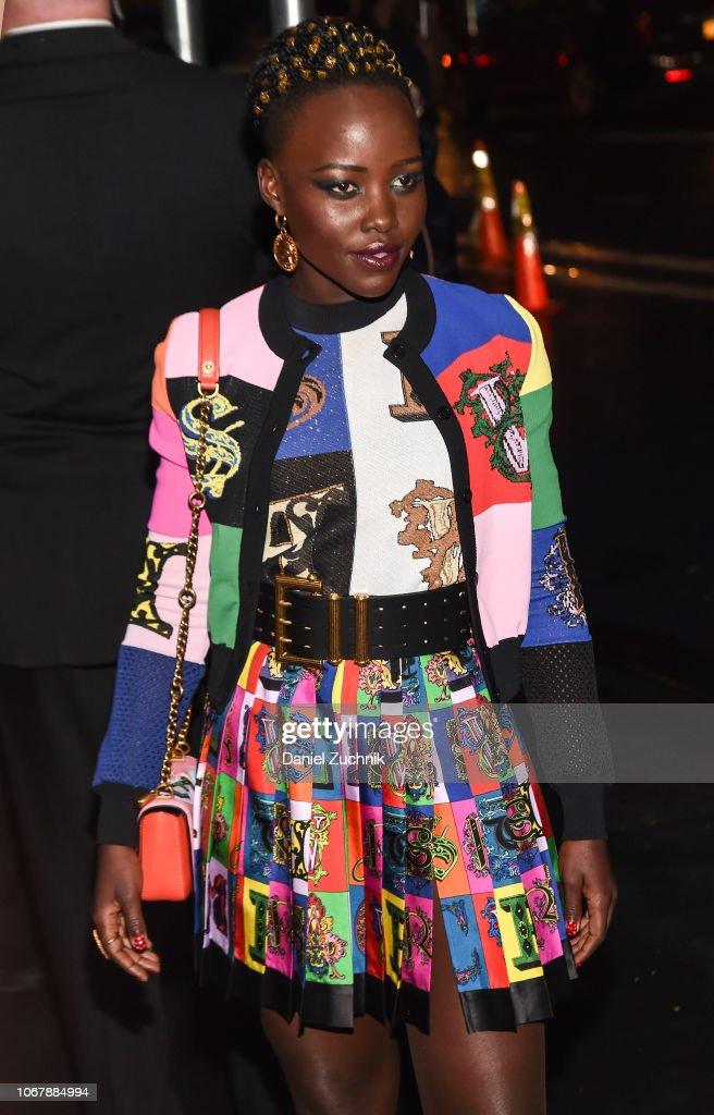 Street Style - New York City - December 2018 : News Photo