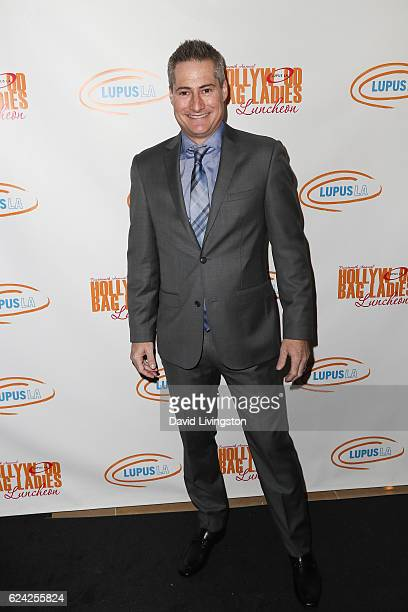 Lupus LA Chairman of the Board Adam Selkowitz arrives at the 14th Annual Lupus LA Hollywood Bag Ladies Luncheon at The Beverly Hilton Hotel on...