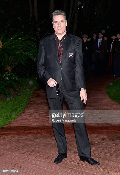 Luquillo attends the 'Protagonistas Awards 2011' at the Palau de Congressos on November 14 2011 in Barcelona Spain