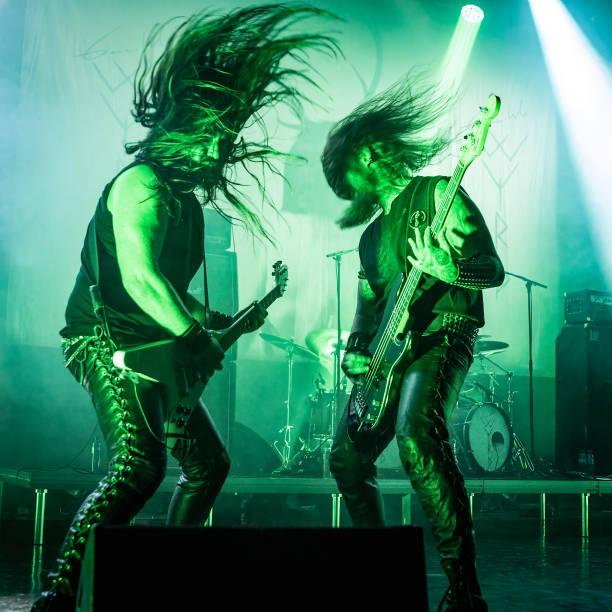 NOR: Gaahls Wyrd Concert In Oslo