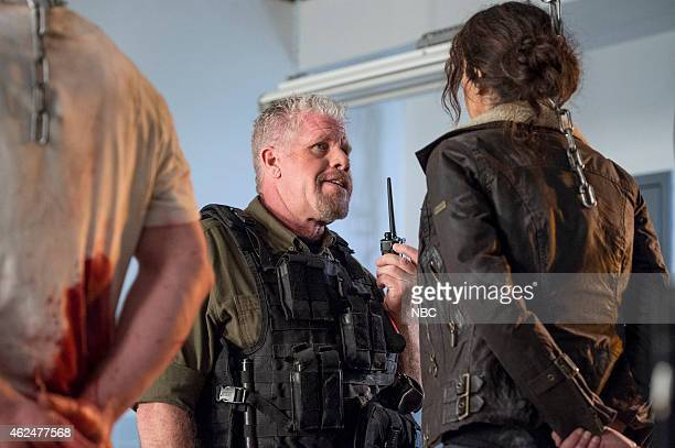 THE BLACKLIST Luther Braxton Episode 209 Pictured Ron Perlman as Luther Braxton
