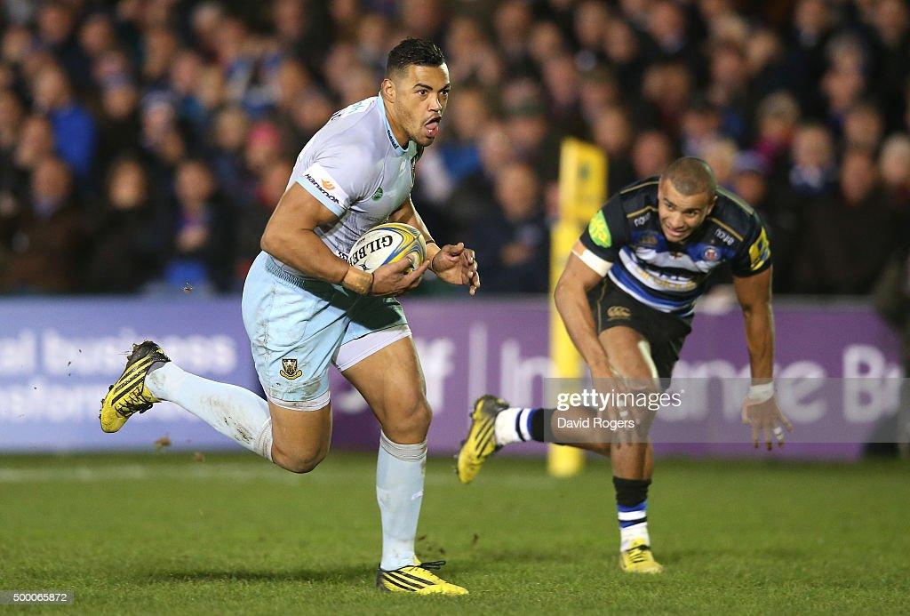Bath Rugby v Northampton Saints - Aviva Premiership