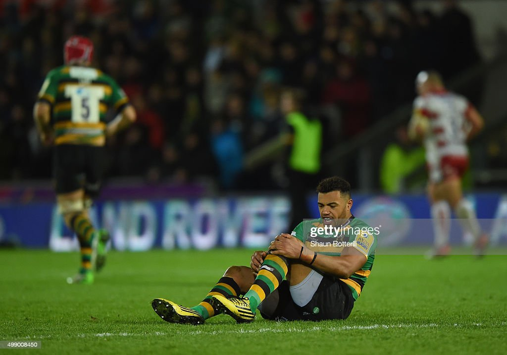 Northampton Saints v Gloucester Rugby - Aviva Premiership : News Photo