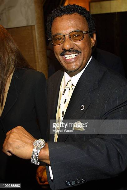 Luther R Gatling during Piaget To Host One Hundred Black Men Reception at Piaget 5th Ave in New York City New York United States