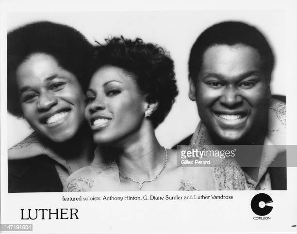 Luther studio group portrait USA 1976 LR Anthony Hinton G Diane Sumler and Luther Vandross