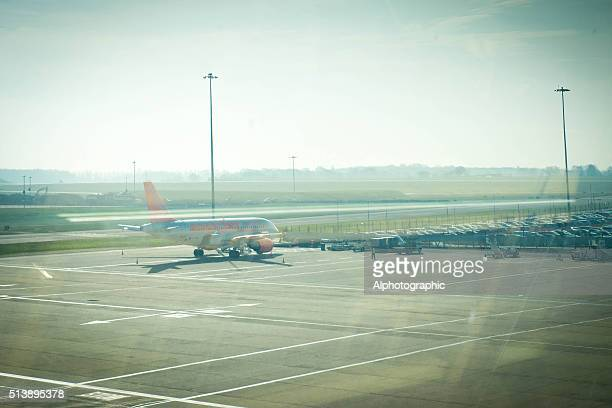 Aeroporto de Luton e aeronaves